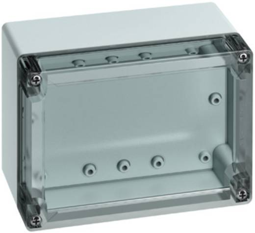 Spelsberg TG ABS 1612-9-to Installatiebehuizing 162 x 122 x 90 ABS Lichtgrijs (RAL 7035) 1 stuks