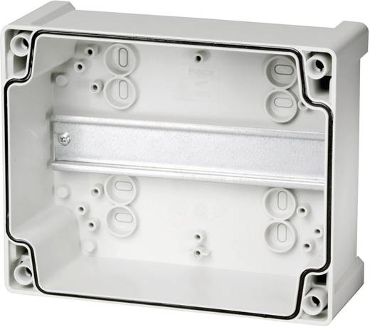 Fibox TAM131308 Wandbehuizing 130 x 130 x 75 ABS Grijs (RAL 7035) 1 stuks