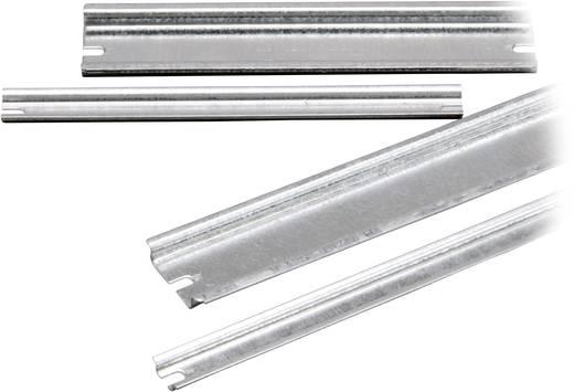 Fibox MIN 20 DIN-rail Ongeperforeerd Plaatstaal 225 mm 1 stuks