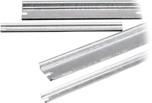 Fibox MIN 8 DIN-rail Ongeperforeerd Plaatstaal 80 mm 1 stuks