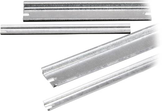 Fibox TEMPO EKV 12 DIN-rail Ongeperforeerd Plaatstaal 160 mm 1 stuks