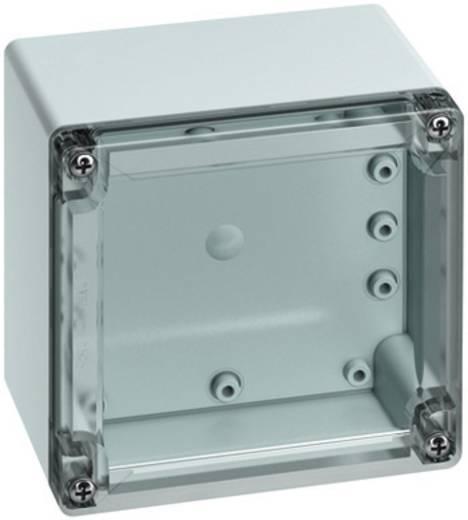 Installatiebehuizing 124 x 122 x 85 ABS Lichtgrijs (RAL 7035) Spelsberg TG ABS 1212-9-to 1 stuks