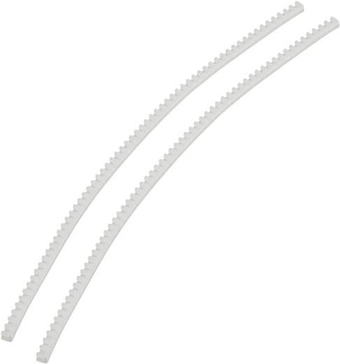 KSS KG016 Stootrand Transparant (l x b x h) 10 x 3.8 x 4 m 1 pack
