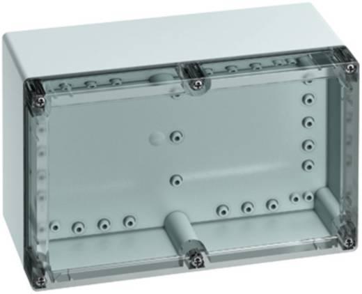 Spelsberg TG ABS 2516-12-to Installatiebehuizing 252 x 162 x 120 ABS Lichtgrijs (RAL 7035) 1 stuks