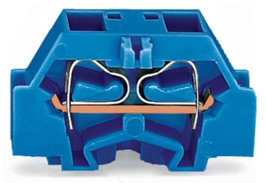 Aderklem 10 mm Veerklem Toewijzing: N Blauw WAGO 261-334 200 stuks