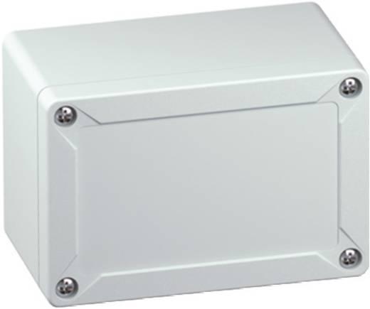 Installatiebehuizing 122 x 82 x 85 Polycarbonaat Lichtgrijs (RAL 7035) Spelsberg TG PC 1208-9-o 1 stuks