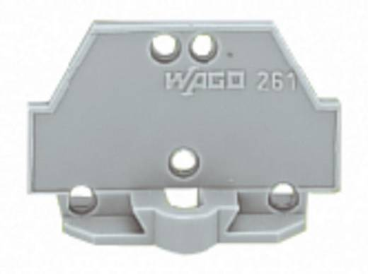 WAGO 261-410 Afsluitplaat 300 stuks