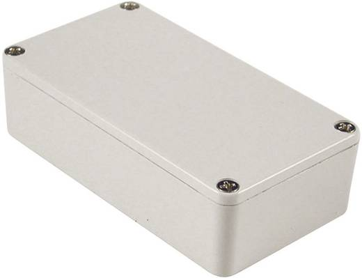 Hammond Electronics 1590XXLG Universele behuizing 145 x 121 x 39 Aluminium Lichtgrijs (RAL 7035) 1 stuks