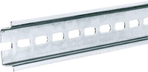 Rittal 2318000 DIN-rail Geperforeerd Plaatstaal 487 mm 1 stuks