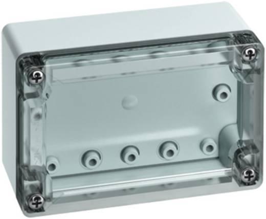 Spelsberg TG PC 1208-6-to Installatiebehuizing 122 x 82 x 55 Polycarbonaat Lichtgrijs (RAL 7035) 1 stuks