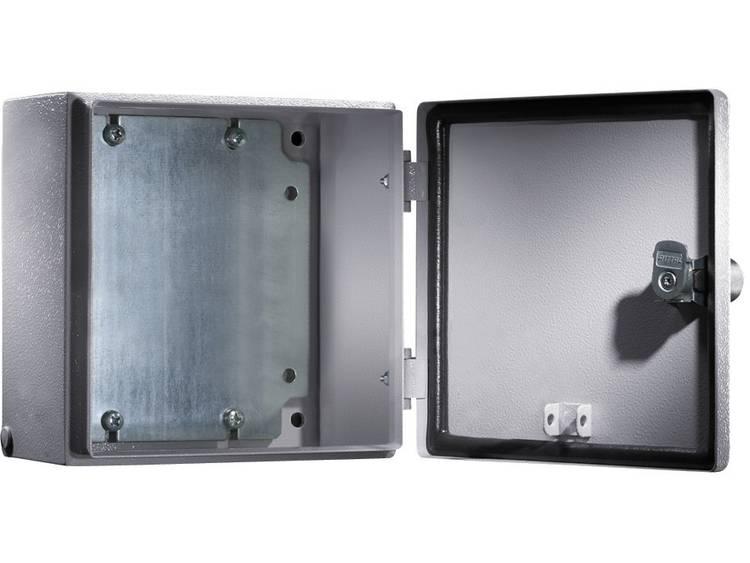 Rittal E-Box 1554500 Installatiebehuizing 200 x 300 x 120 Plaatstaal Lichtgrijs (RAL 7035) 1 stuks