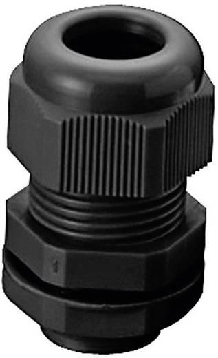 Wartel M12 Polyamide Zwart (RAL 9005) KSS AGR12L 1 stuks