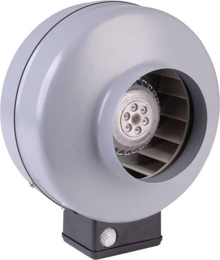 Radiaalventilator 230 V 250 m³/h 10 cm Wallair 20 100 280
