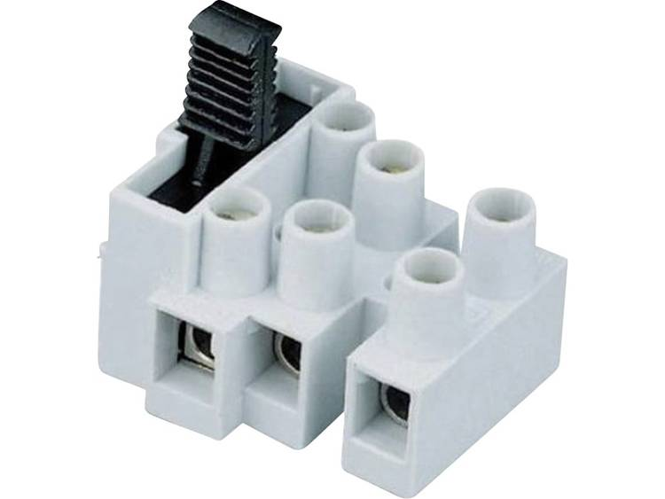 Adels-Contact 503 SI-3 DS Kroonsteen flexibel: 0.5-2.5 mm² massief: 0.5-2.5 mm² Aantal polen: 3 Inho