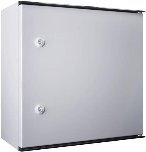 Installatiebehuizing 1000 x 1000 x 300 Polyester Lichtgrijs (RAL 7035) Rittal KS 1400.500 1 stuks