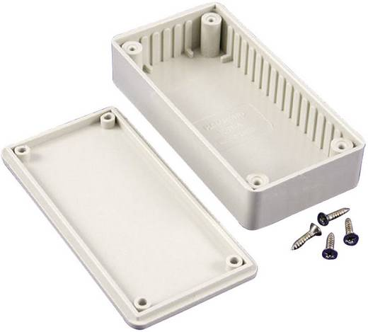 Hammond Electronics 1591ASBK Universele behuizing 100 x 50 x 25 ABS Zwart 1 stuks