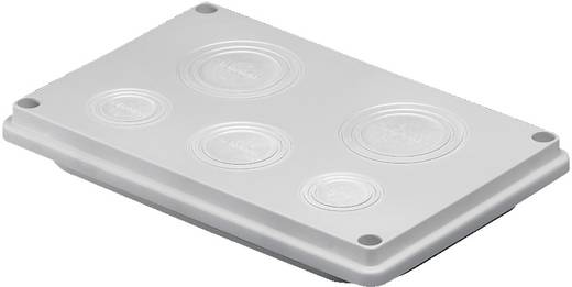 Kabeldoorvoeringsplaat Isolatiemateriaal Grijs (RAL 7032) Rittal SV 9665760 1 stuks