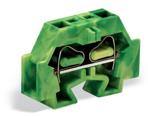 Aderklem 7 mm Veerklem Toewijzing: Terre Groen-geel WAGO 262-327 100 stuks