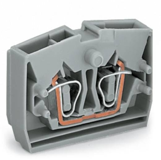 Aderklem 6 mm Veerklem Oranje WAGO 264-306 100 stuks