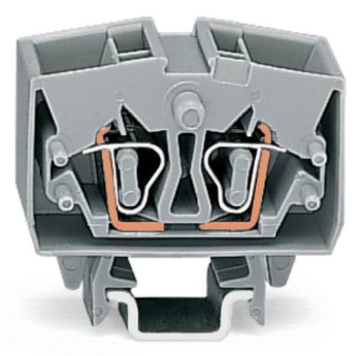Doorgangsklem 10 mm Veerklem Oranje WAGO 264-726 100 stuks