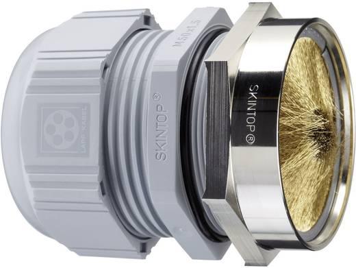 Contramoer met aardingspen M40 Messing Messing LappKabel SKINTOP® BRUSH ADD-ON M40 1 stuks