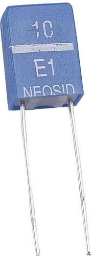 Spoel Radiaal bedraad Rastermaat 5 mm 100 µH 1.8 Ω 1 stuks