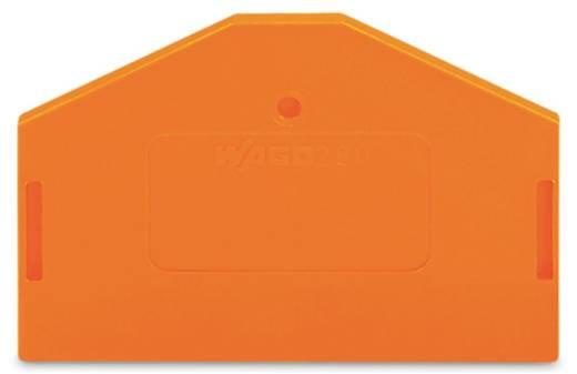 WAGO 280-313 Afsluit- en tussenplaat 100 stuks