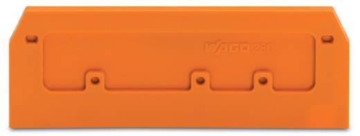 WAGO 280-371 Afsluit- en tussenplaat 100 stuks