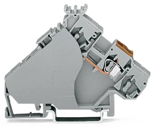 Actorklem 6 mm Veerklem Toewijzing: L Grijs WAGO 280-556 20 stuks
