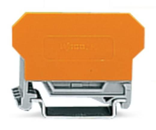 Basisklemblok 5 mm Veerklem Toewijzing: L Grijs WAGO 280-618 1 stuks