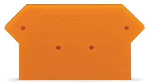WAGO 284-318 Afsluit- en tussenplaat 100 stuks