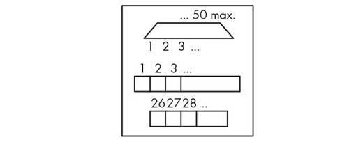 WAGO 289-459 Transfer blok Inhoud: 1 stuks