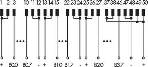 WAGO 289-684 Overdrachtsmodule 32 I / O Inhoud: 3 stuks