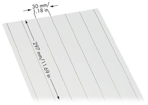 WAGO 709-183 Opschriftkaart 1 stuks