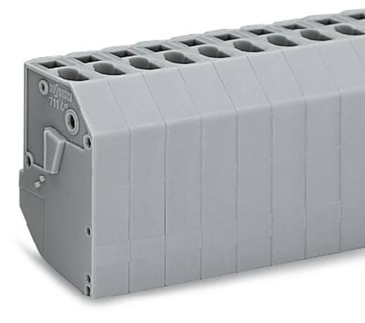 Compact transformer terminal block
