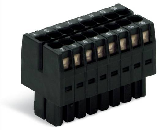 Busbehuizing-kabel 713 Totaal aantal polen 6 WAGO 713-1103/000-9037 Rastermaat: 3.50 mm 100 stuks