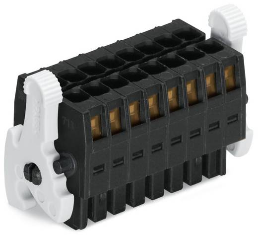 Busbehuizing-kabel 713 Totaal aantal polen 16 WAGO 713-1108/037-047 Rastermaat: 3.50 mm 25 stuks