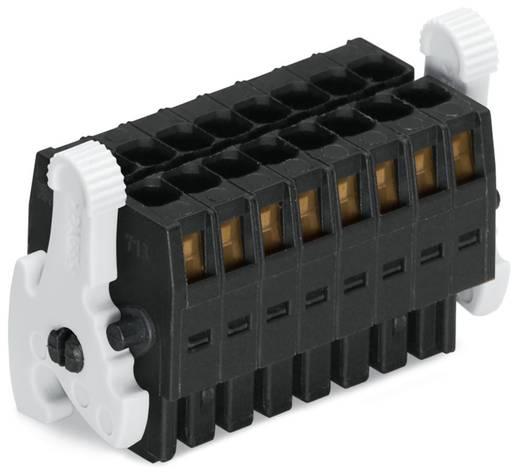 Busbehuizing-kabel 713 Totaal aantal polen 8 WAGO 713-1104/037-047/032-000 Rastermaat: 3.50 mm 50 stuks