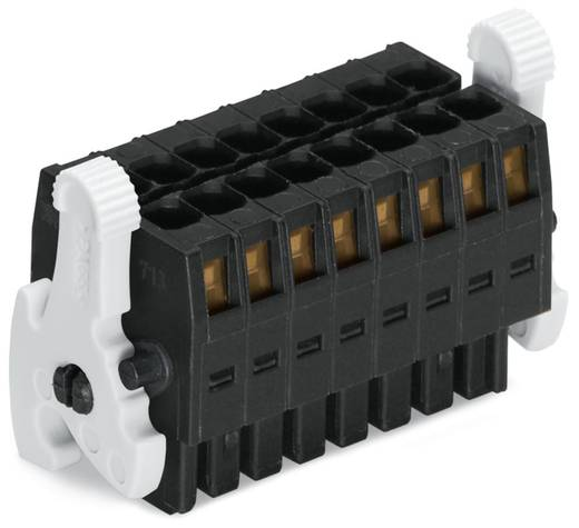 WAGO 713-1105/037-047 Busbehuizing-kabel 713 Totaal aantal polen 10 Rastermaat: 3.50 mm 50 stuks