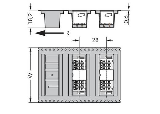 Male header (standaard) 1735 Totaal aantal polen 32 WAGO 713-1416/116-000/997-409 Rastermaat: 3.50 mm 120 stuks