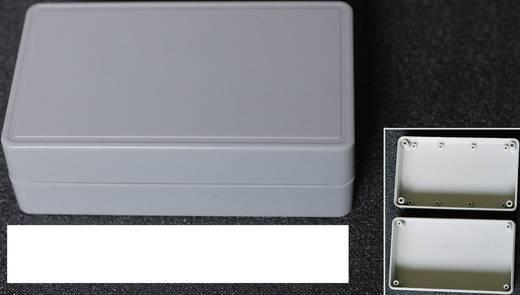 WeroPlast 21009 Universele behuizing 124 x 73 x 40 ABS Grijs 1 stuks