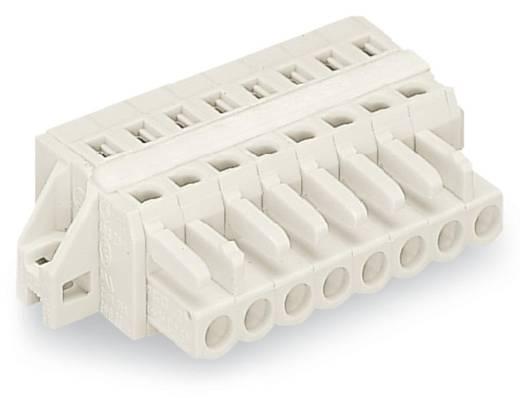 Busbehuizing-kabel 721 Totaal aantal polen 10 WAGO 721-110/027-000 Rastermaat: 5 mm 25 stuks