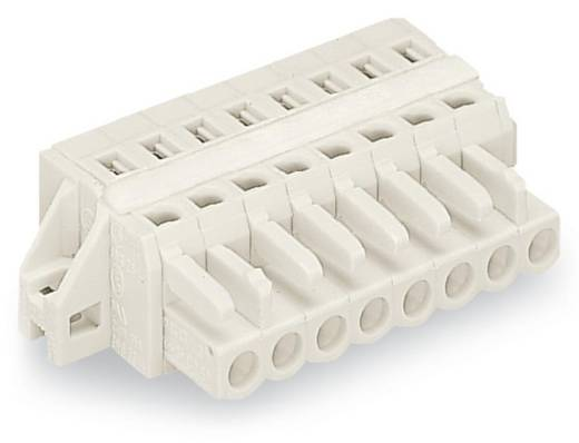 WAGO 721-115/027-000 Busbehuizing-kabel 721 Totaal aantal polen 15 Rastermaat: 5 mm 25 stuks