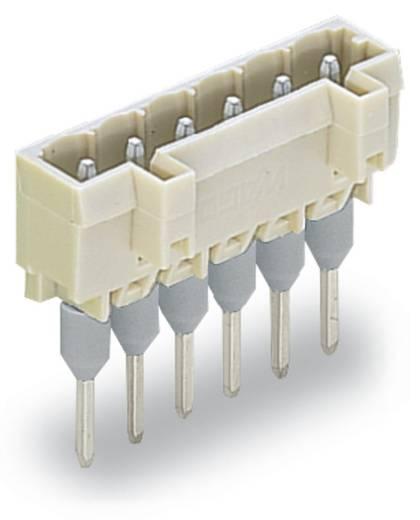Male header (standaard) 2060 Totaal aantal polen 16 WAGO 721-176/003-000 Rastermaat: 5 mm 50 stuks