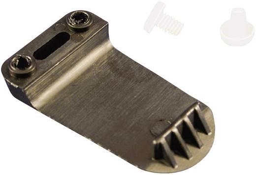 Hammond Electronics 1599CLIPGY Riem-clip ABS Grijs 1 stuks