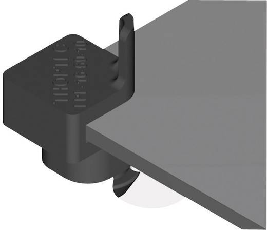 PB Fastener EES-16-60-20 Printplaatstomer Met steekvoet TPE 1 stuks