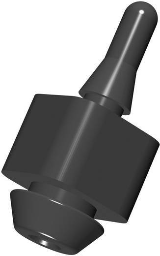 PB Fastener SES-16-60-30-10 Printplaatstomer Met steekvoet TPE 1 stuks