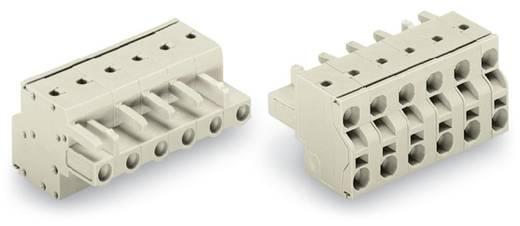 WAGO 721-2204/026-000 Busbehuizing-kabel 721 Totaal aantal polen 4 Rastermaat: 7.50 mm 50 stuks