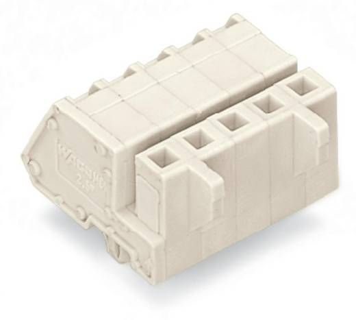 Busbehuizing-kabel 721 Totaal aantal polen 10 WAGO 721-310/008-000 Rastermaat: 5 mm 50 stuks