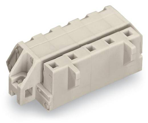 WAGO 721-341/031-000 Busbehuizing-kabel 721 Totaal aantal polen 11 Rastermaat: 7.50 mm 10 stuks